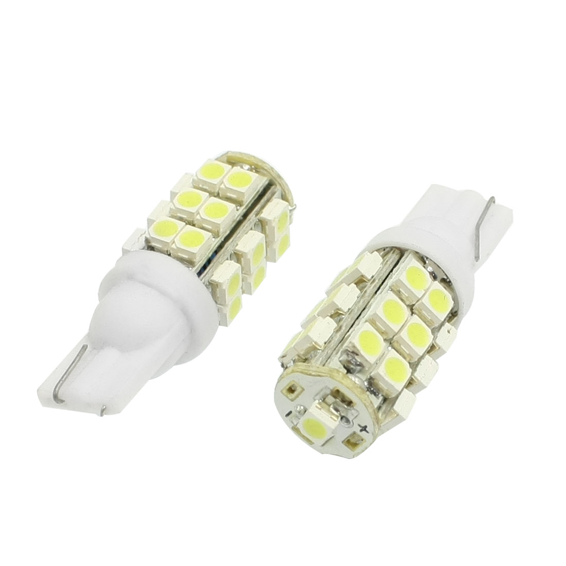 2 x T10 194 168 W5W 1210 SMD 25 LED Wedge Light Car License Plate Lamp Bulb