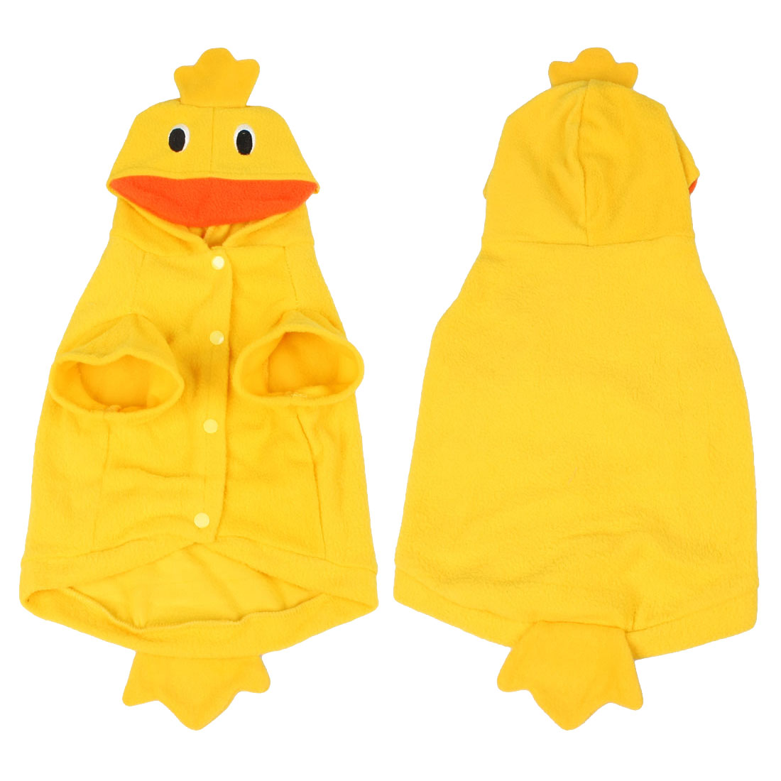 Costume Party Xmas Duck Design Dog Clothing Pet Apparel XL