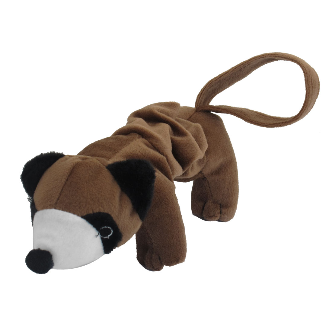 Child Kid Gift Soft Plush Otter Super Cute Squeaky Toy Brown