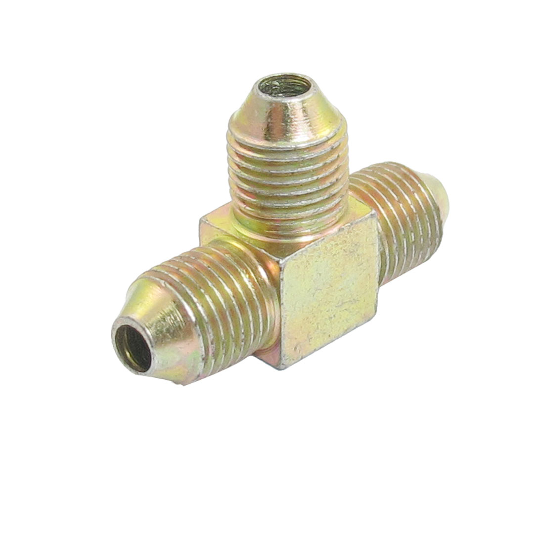 1/8 Male Thread T Type Brass Connector Water Pipe Fitting
