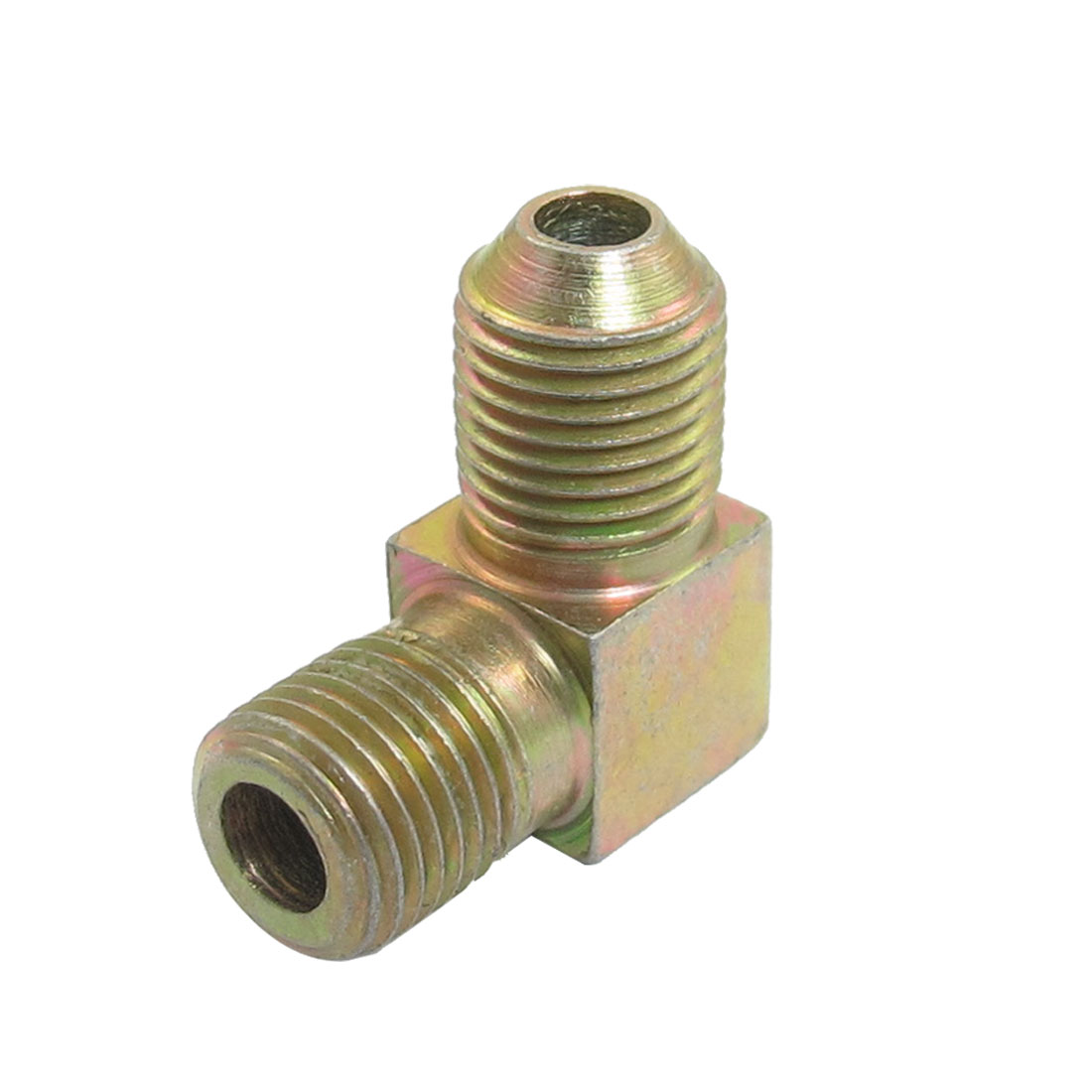 1/8 to 1/8 Male Thread Elbow Brass Connector Water Pipe Fitting