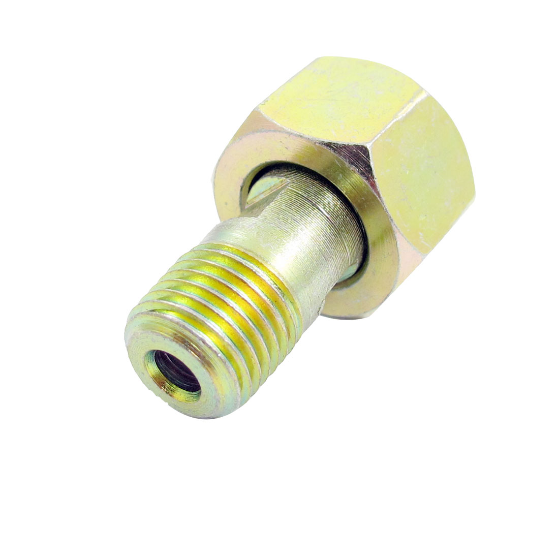 "1/2"" Male Thread to 3/5"" Female Thread Brass Quick Adapter Fitting"