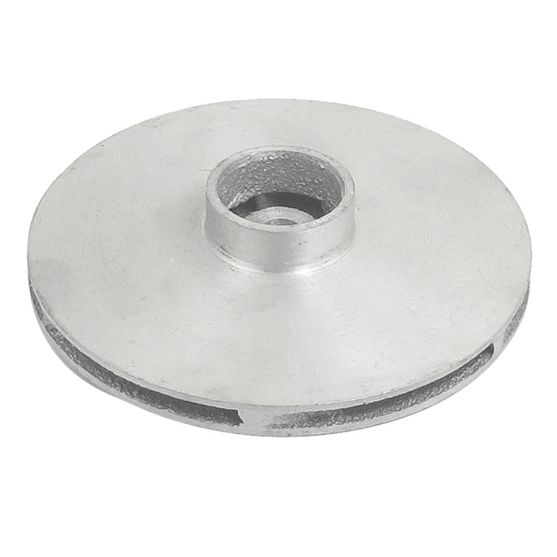 12cm x 2cm Water Pump Aluminum Precision Impeller Casting Part