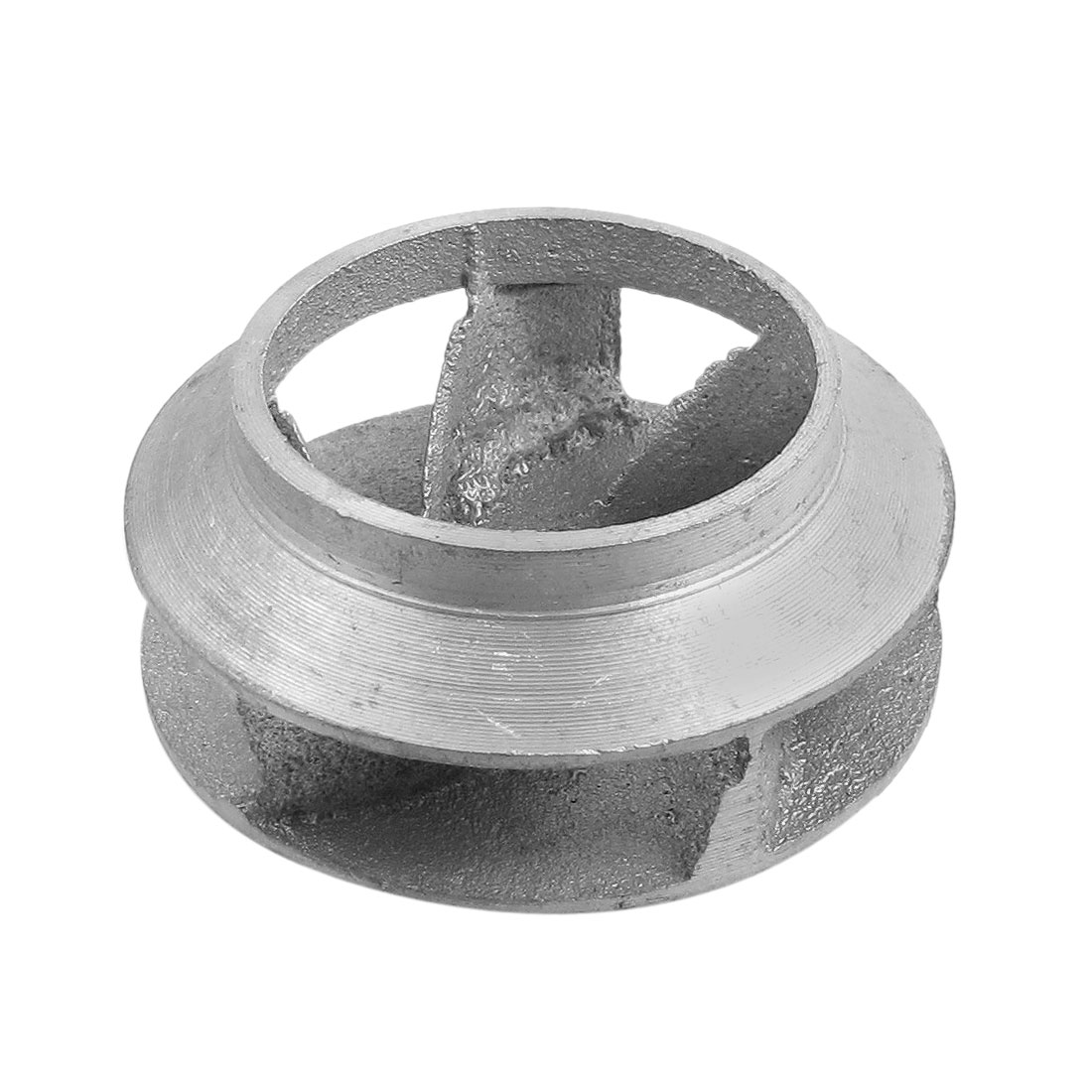 "2.4"" Hole Diameter Aluminum Precision Pump Impeller Casting Part"