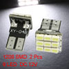 2 Pcs T10 W5W 194 168 Car Auto White 1206 SMD 9 LED Light Bulb Lamp