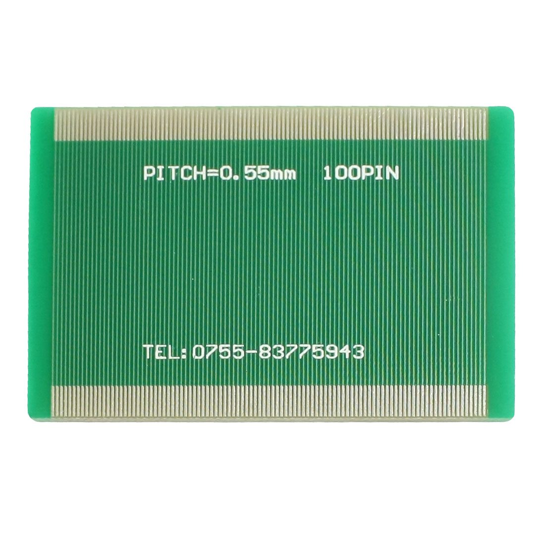 Double Side 100P 63P PCB Board Stripboard Green 56x40mm
