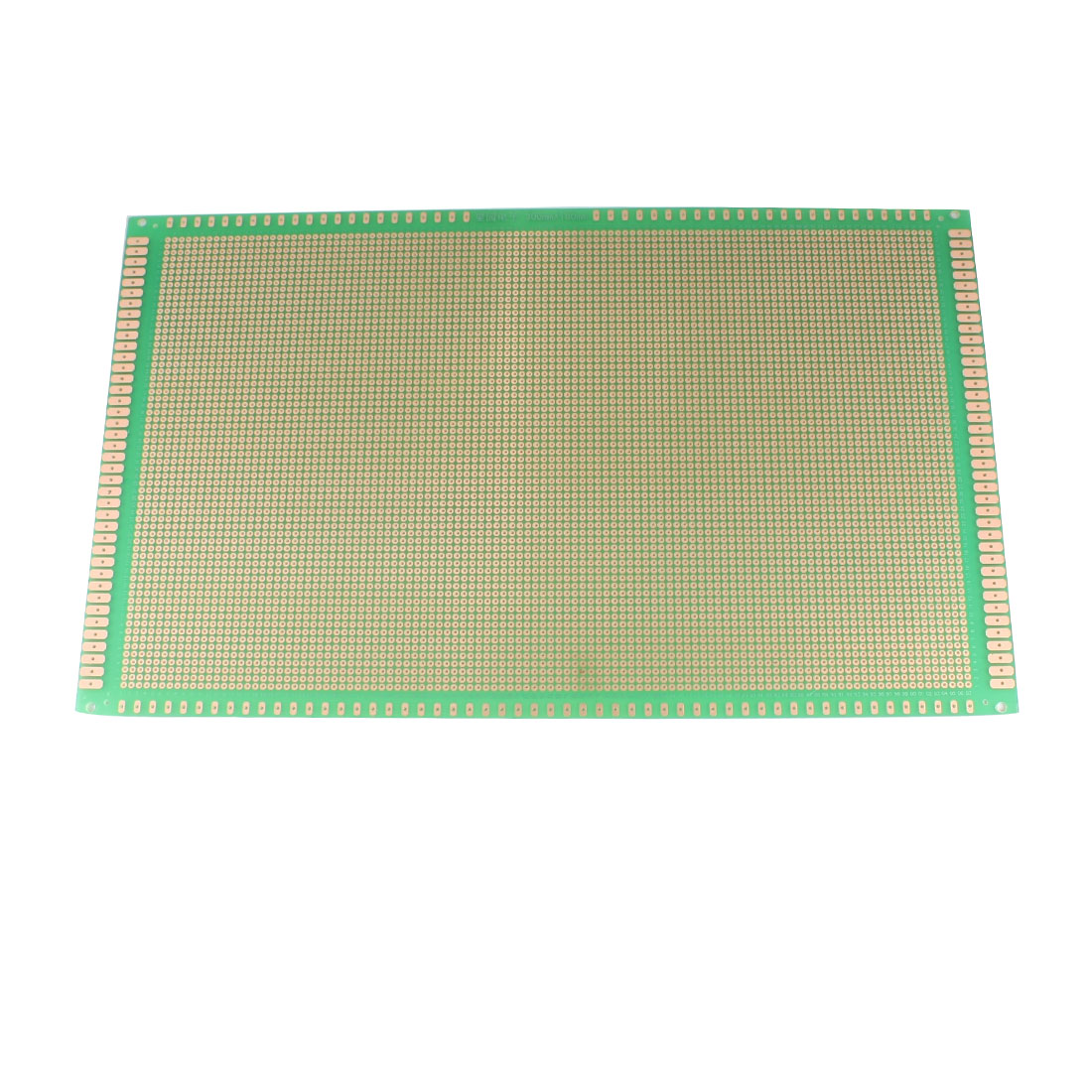 Prototyping Single Side PCB Board Stripboard Green 300x180mm