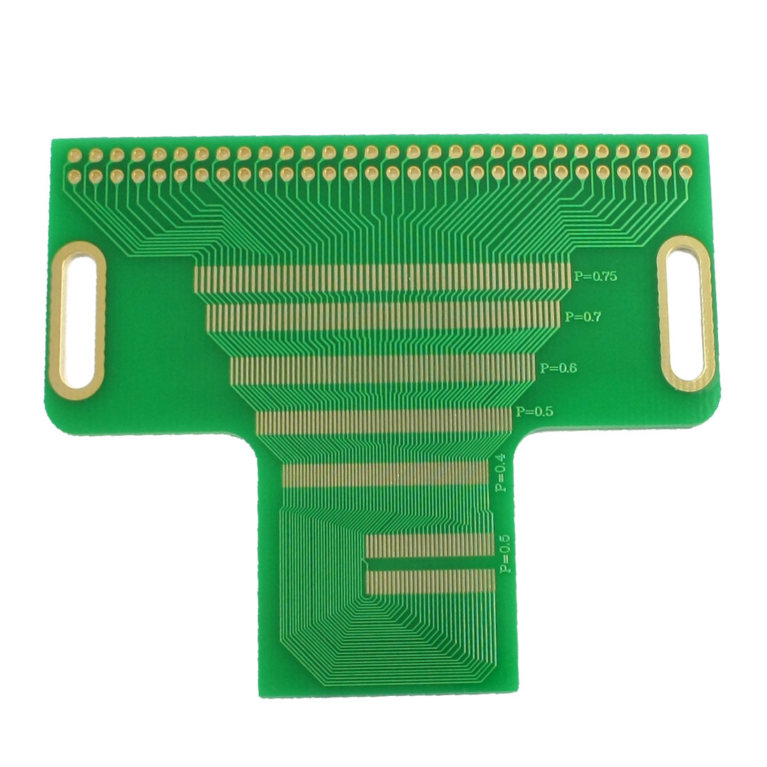 Prototyping Double Side PCB Board Stripboard 60P Green 80x65mm