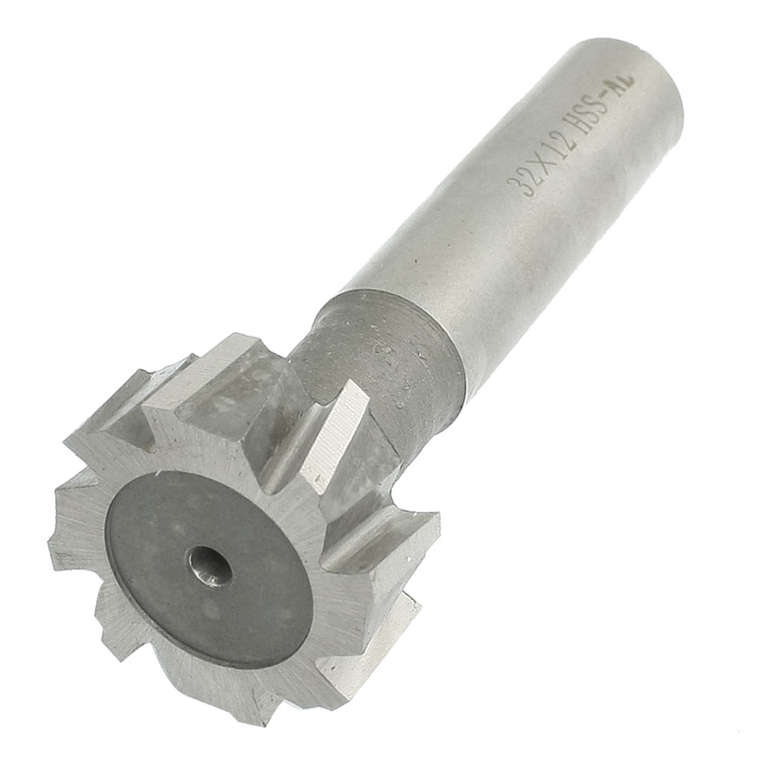 "Handy Tool 1 7/25"" x 15/32"" HSS 8 Flutes T Slot Milling Cutter"