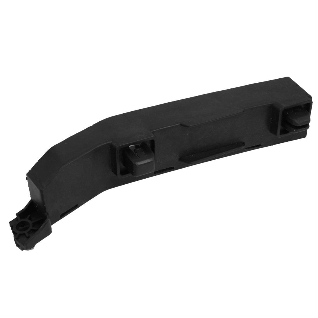 Black Plastic Right Side Front Bumper Bracket Spacer 71193-TA0-A00