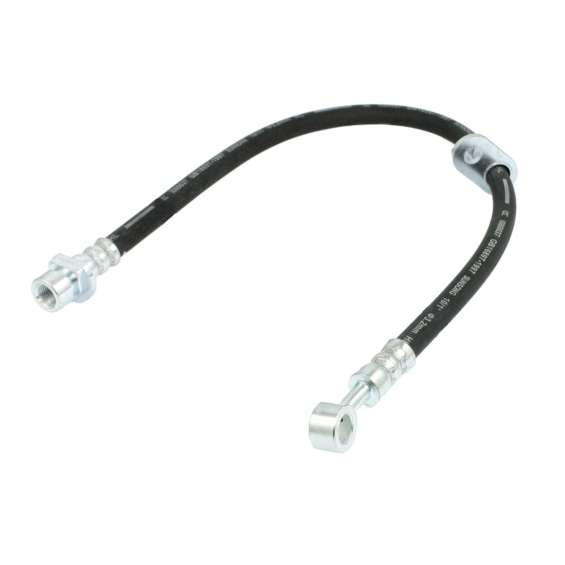 Car Right Rear Brake Hose Pipe Line Black 01466-SDA-A50