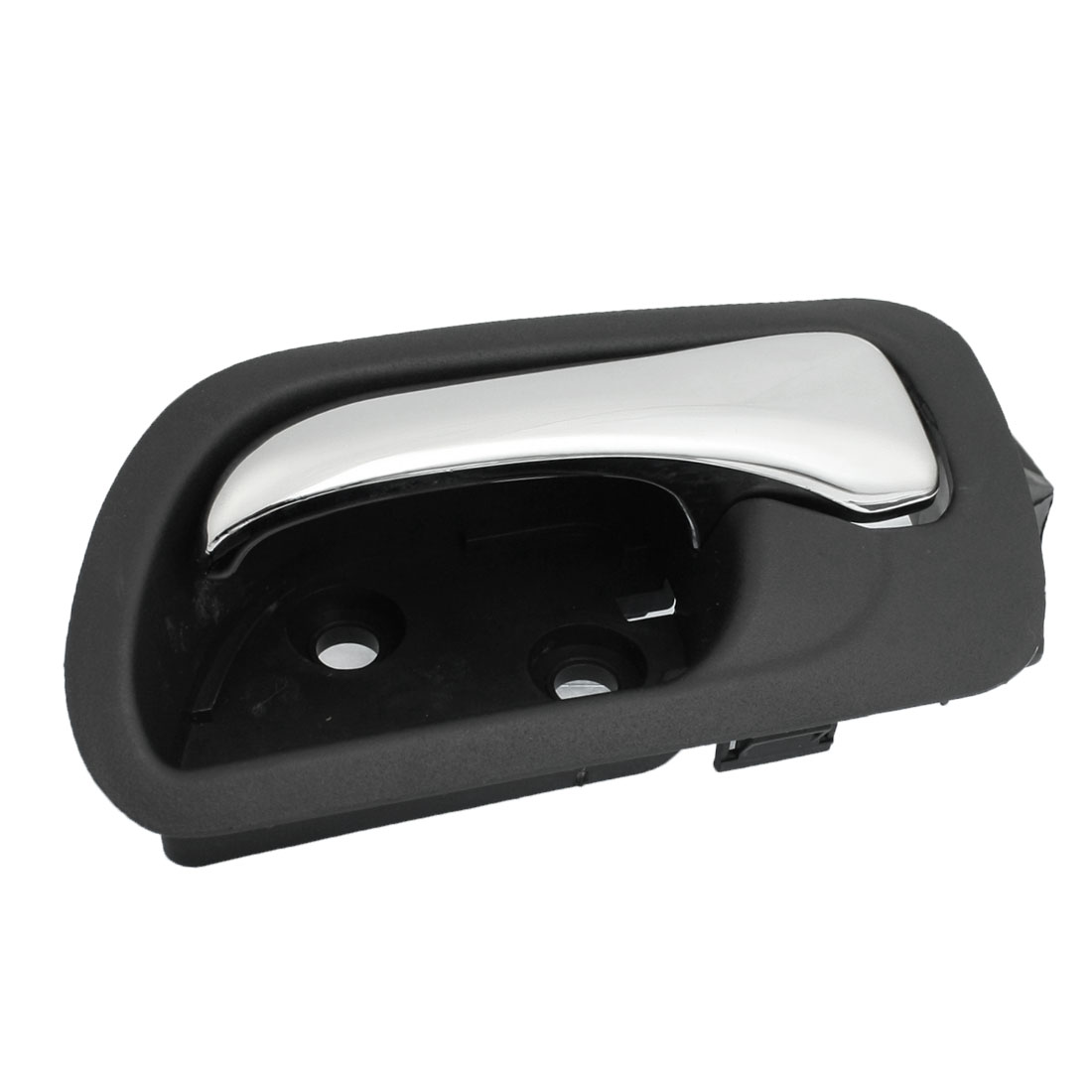 Black Silver Tone Front Left Inner Car Door Handle 72160-SDA-A01ZA