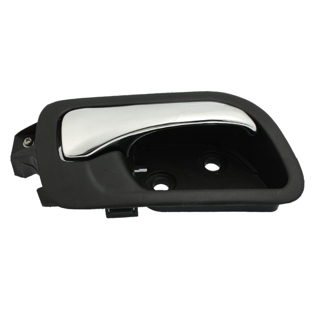 Black Silver Tone Front Right Inner Car Door Handle 72120-SDA-A01ZA