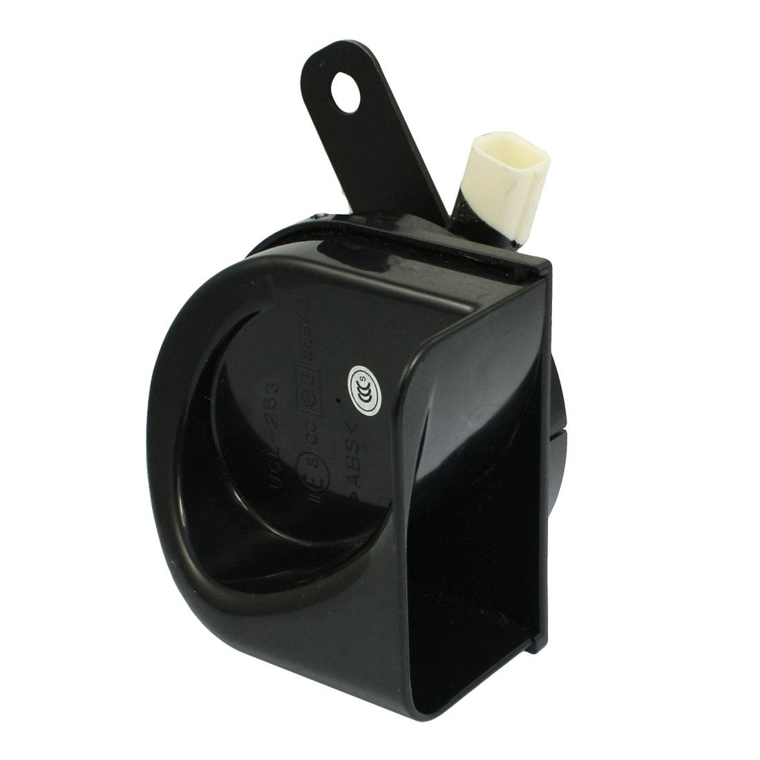 Car Auto Black Snail Shape High Horn Tweeter Speaker 38150-SDB-A01