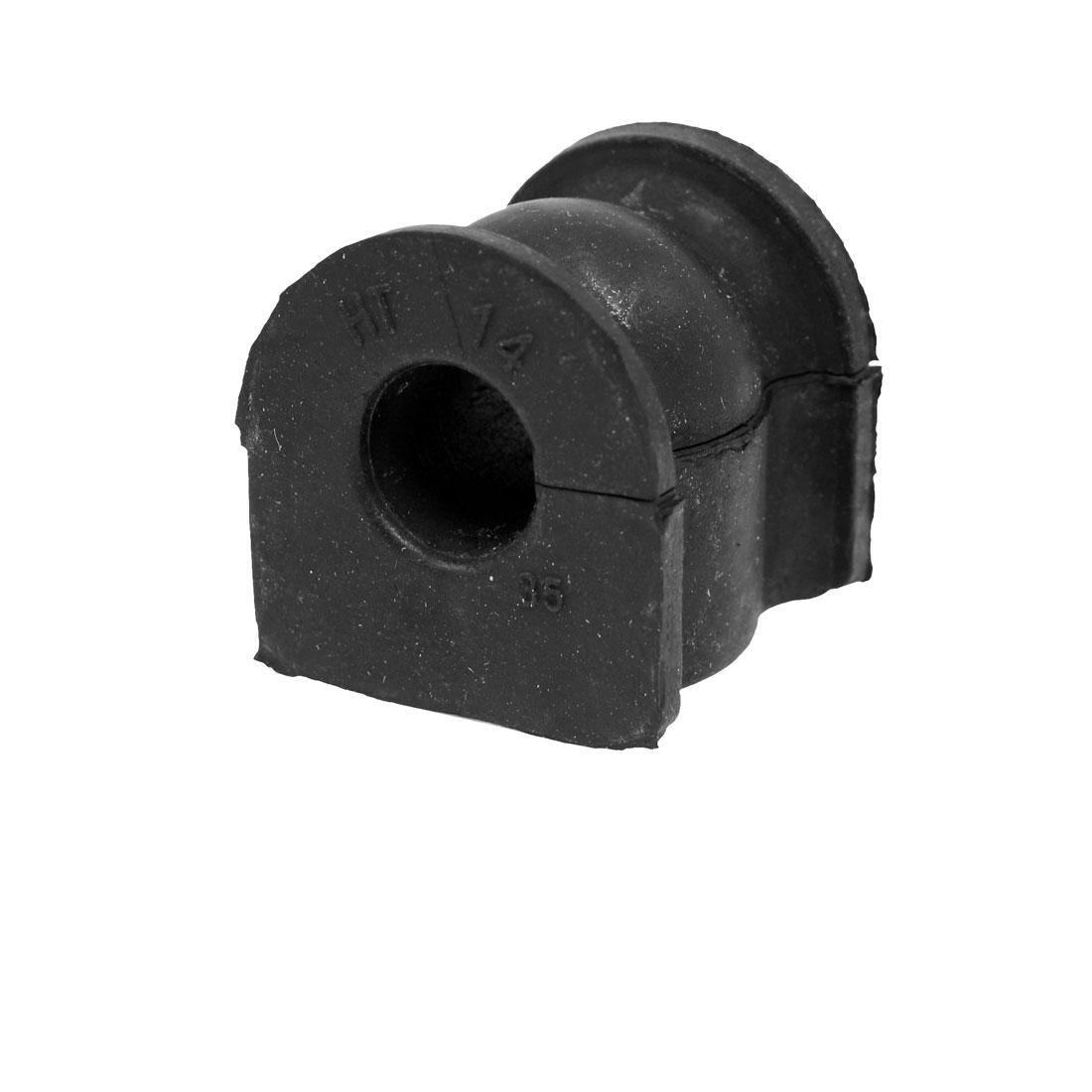 Car Auto Rear Stabilizer Bar Rubber Bushing Holder Black 52306-SDA-A01