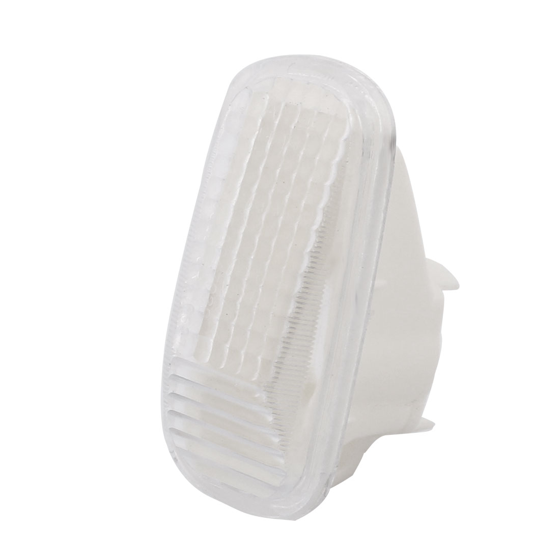 White Plastic Car Side Marker Lamp Base Cover 34301-S5H-T02 internal