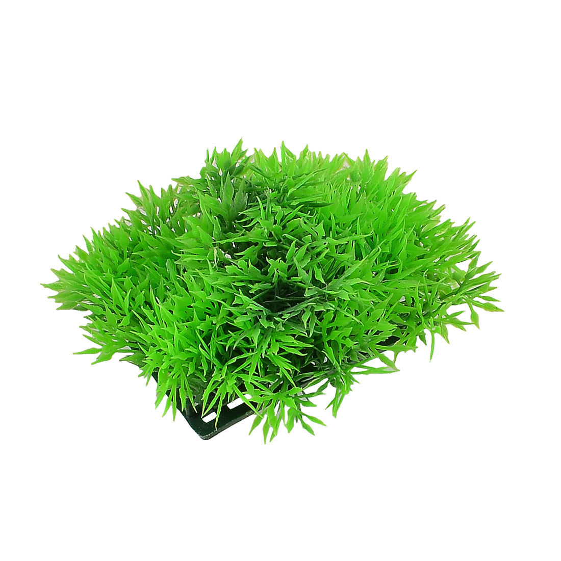 Underwater Aquascaping Green Grass Plant for Fish Tank 9cmx7cm