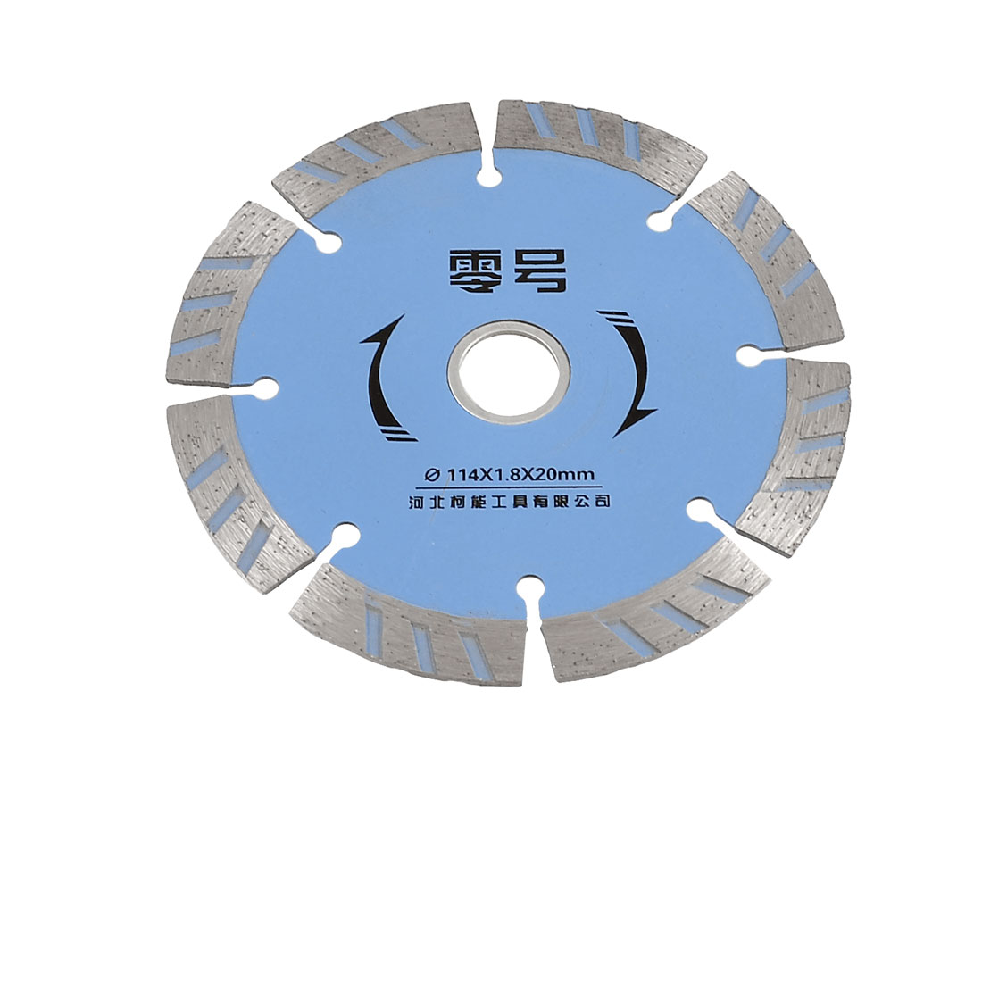 Granite Grinding Metal 20mm Dia Arbor Hole Diamond Disc Wheel