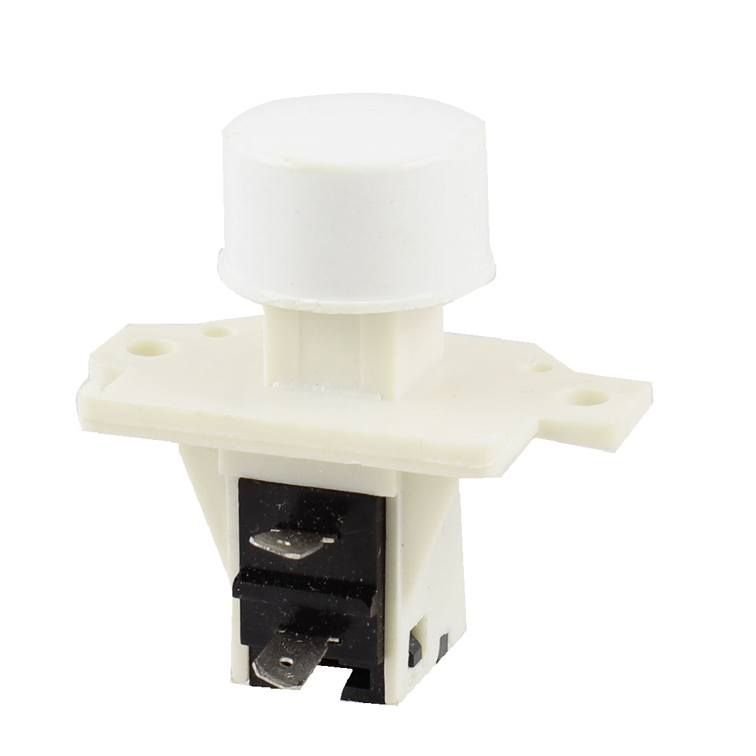 250V NO Self Locking Round Power Switch for Little Swan Washing Machine