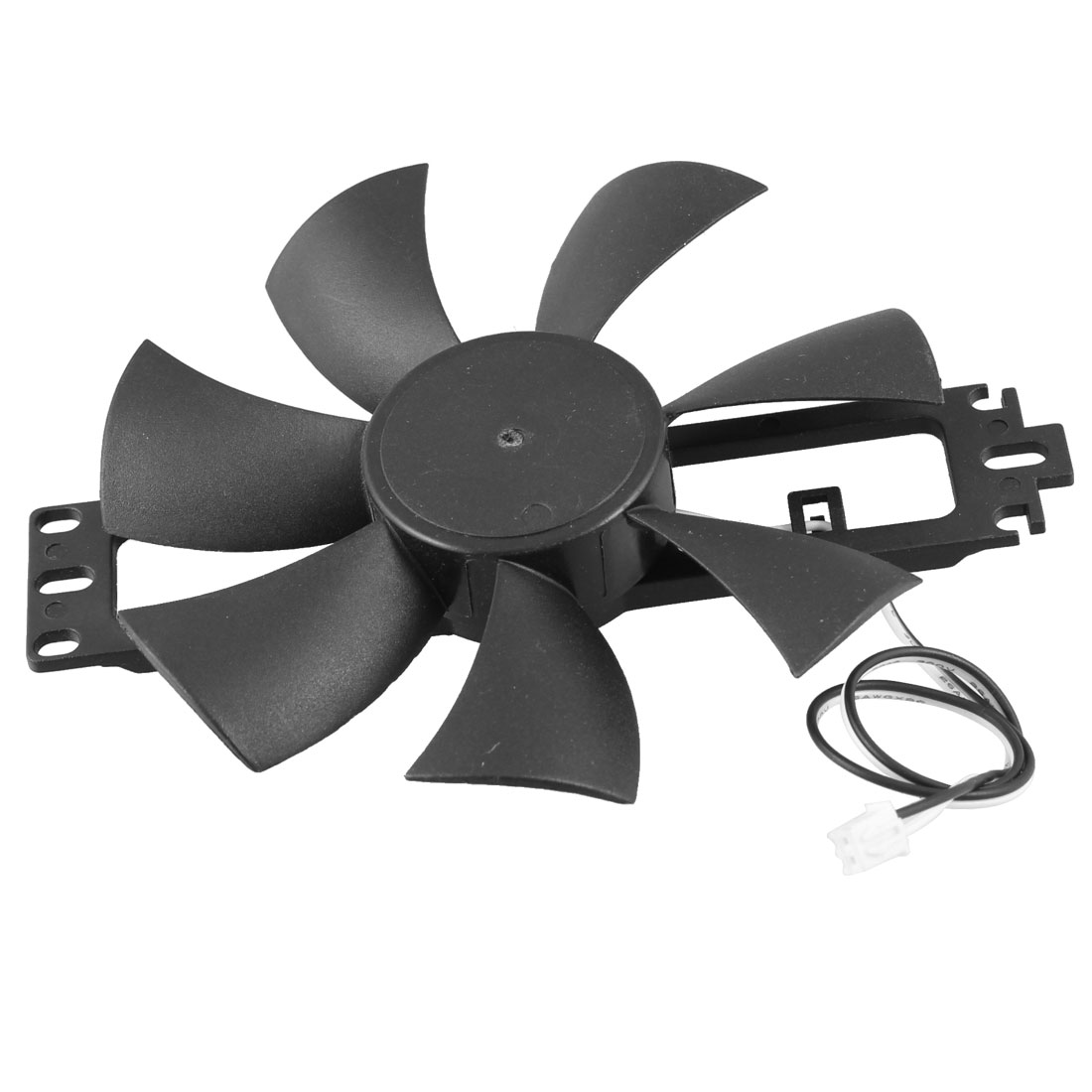 Induction Cooker Spare Part Plastic Brushless Cooling Fan DC 18V