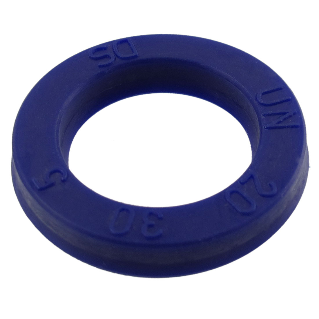 20mm x 30mm x 5mm Blue Polyurethane PU Dust Resistant Seal Gasket