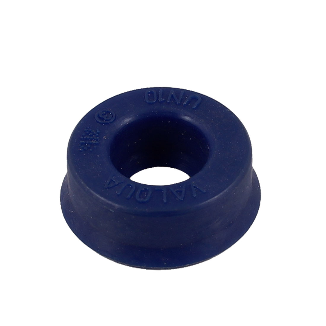 Blue PU 10mm x 20mm x 8mm Double Lip Sealing Cushion Dust Seal Ring