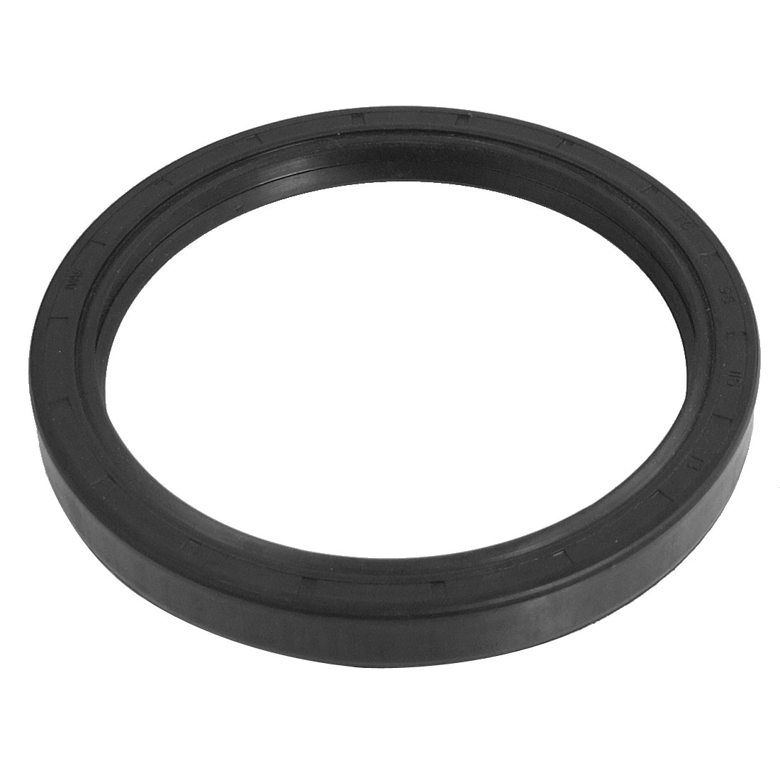 Black Nitrile Rubber Dual Lips Oil Shaft Seal TC 95mm x 115mm x 13mm