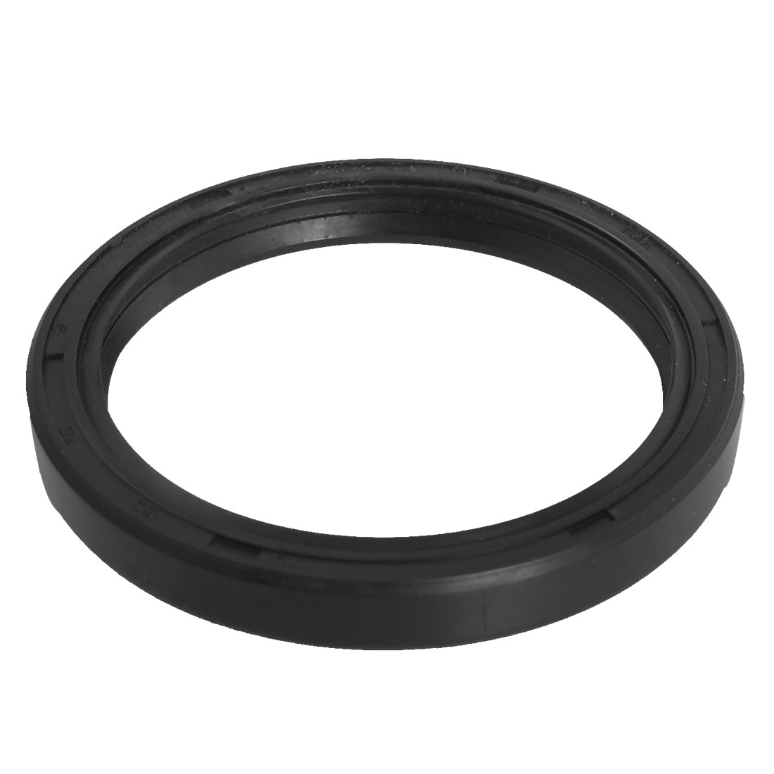 Black Nitrile Rubber Dual Lips Oil Shaft Seal TC 60mm x 75mm x 9mm