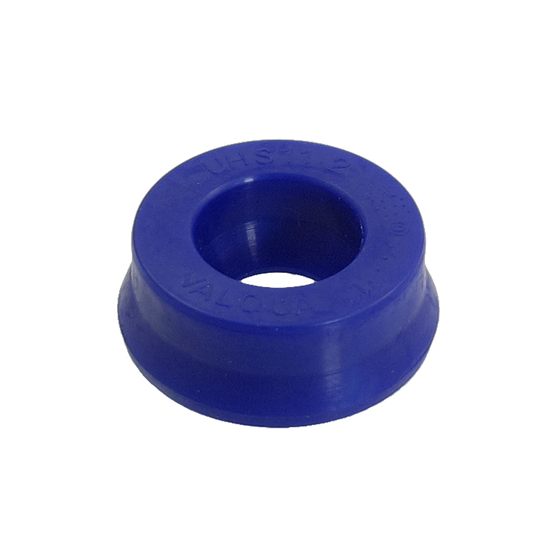 Blue PU 11.2mm x 21.2mm x 8mm Double Lip Sealing Cushion Dust Seal Ring