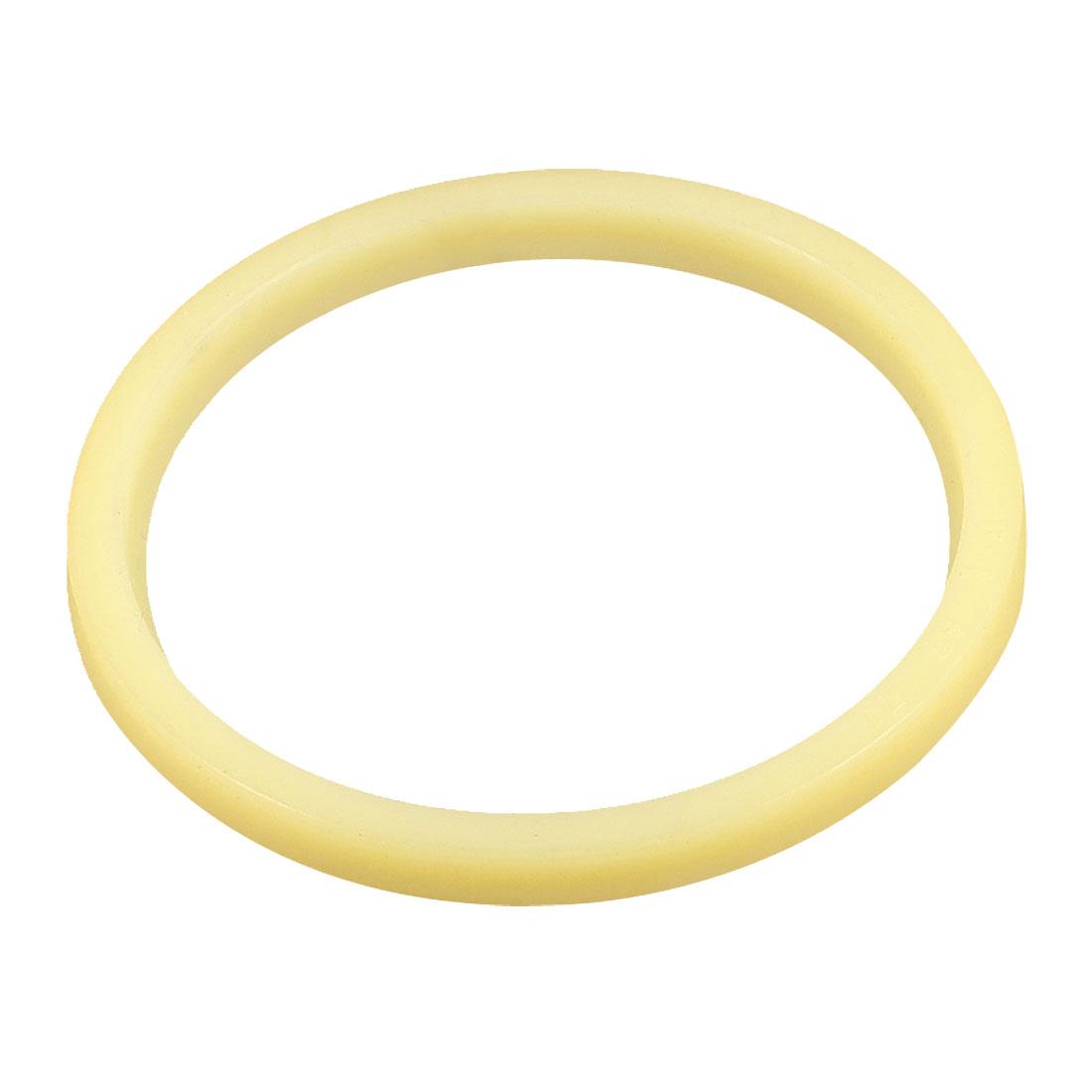 Polyurethane PU 67mm x 77mm x 6mm Sealing Cushion Dust Seal Ring