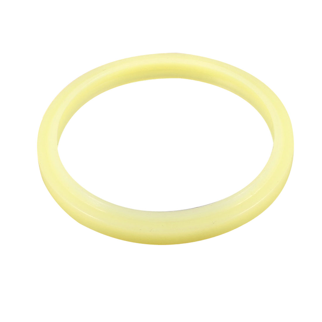 Polyurethane PU 50mm x 58mm x 6.5mm Sealing Cushion Dust Seal Ring