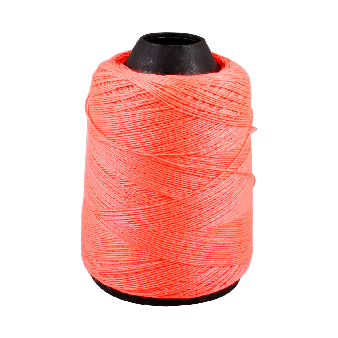 Tailor Hand Embroidery Stitching Sewing Quilting Salmon Pink Thread Spool