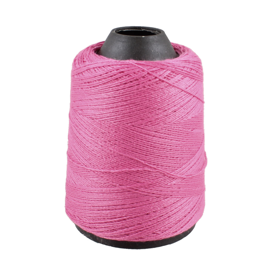 Seamstress Tailor Hand Embroidery Sewing Quilting Thread Spool Fuchsia