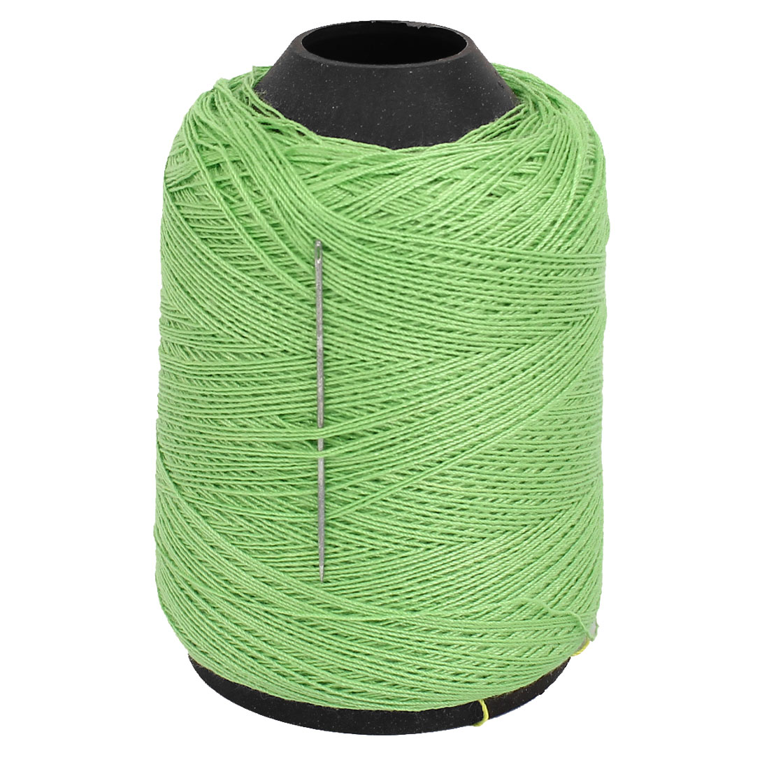 Green Cotton Leather Stitching Sewing Quilting Thread Spool for Tailor