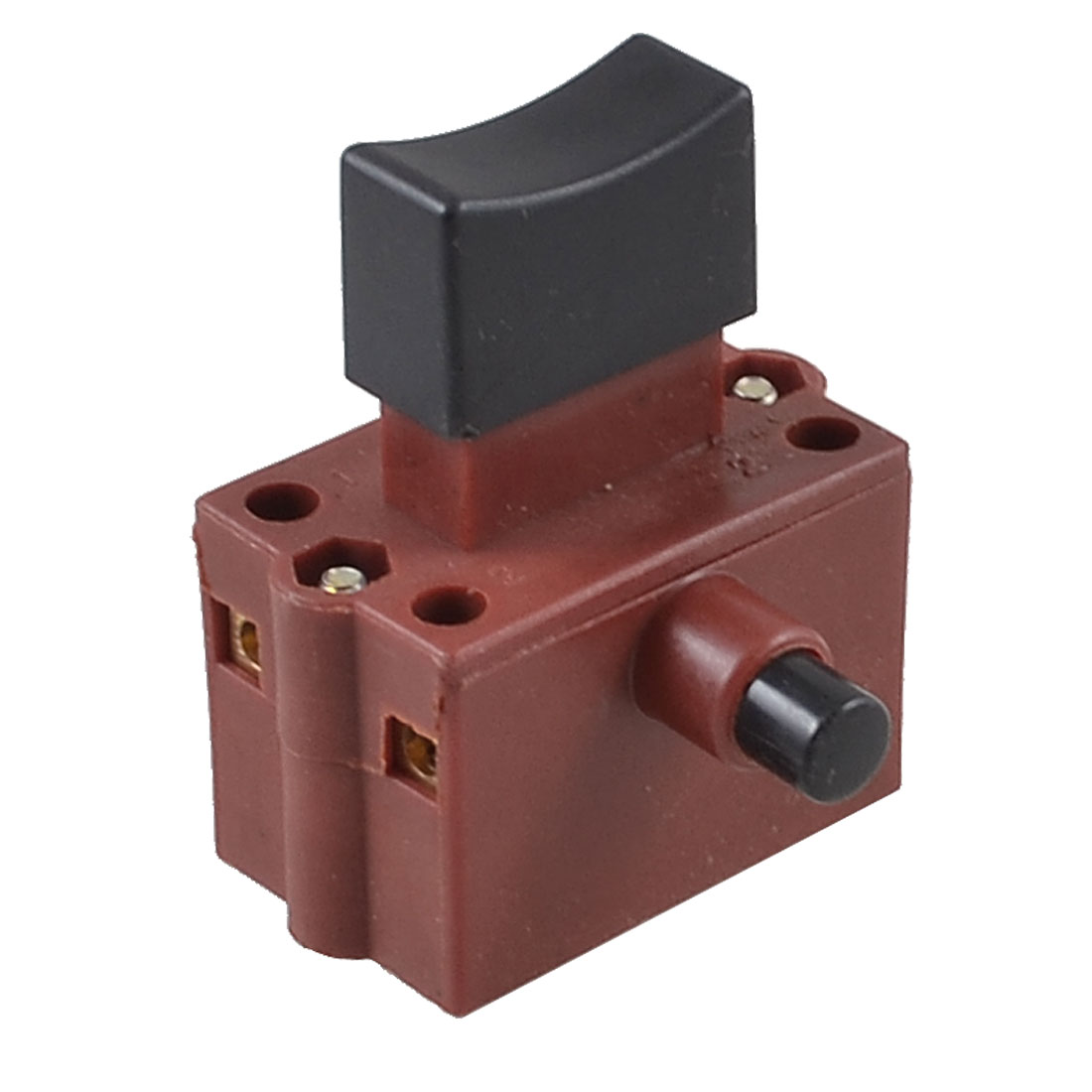AC 250V 10A 125V 20A DPDT Lock On Electric Tool Trigger Switch