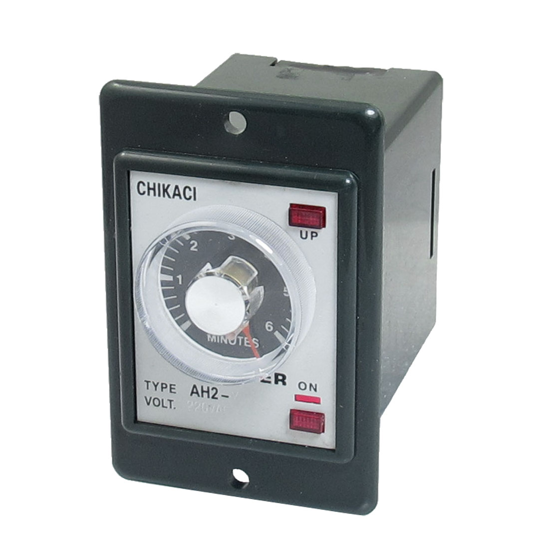 AH2-Y AC 220V 8 Pins DPDT 0-6 Minutes 6Min Power on Delay Timer Time Relay