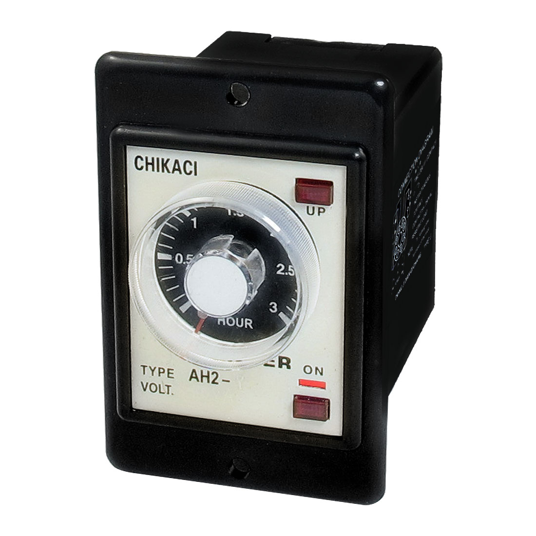 AH2-Y AC 220V 8 Pins DPDT 0-3 Hours 3H Power on Delay Timer Time Relay