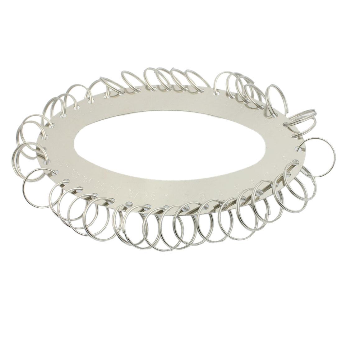 Warehouse Keys Classification Tool 38 Separable Rings Metal Holder Board