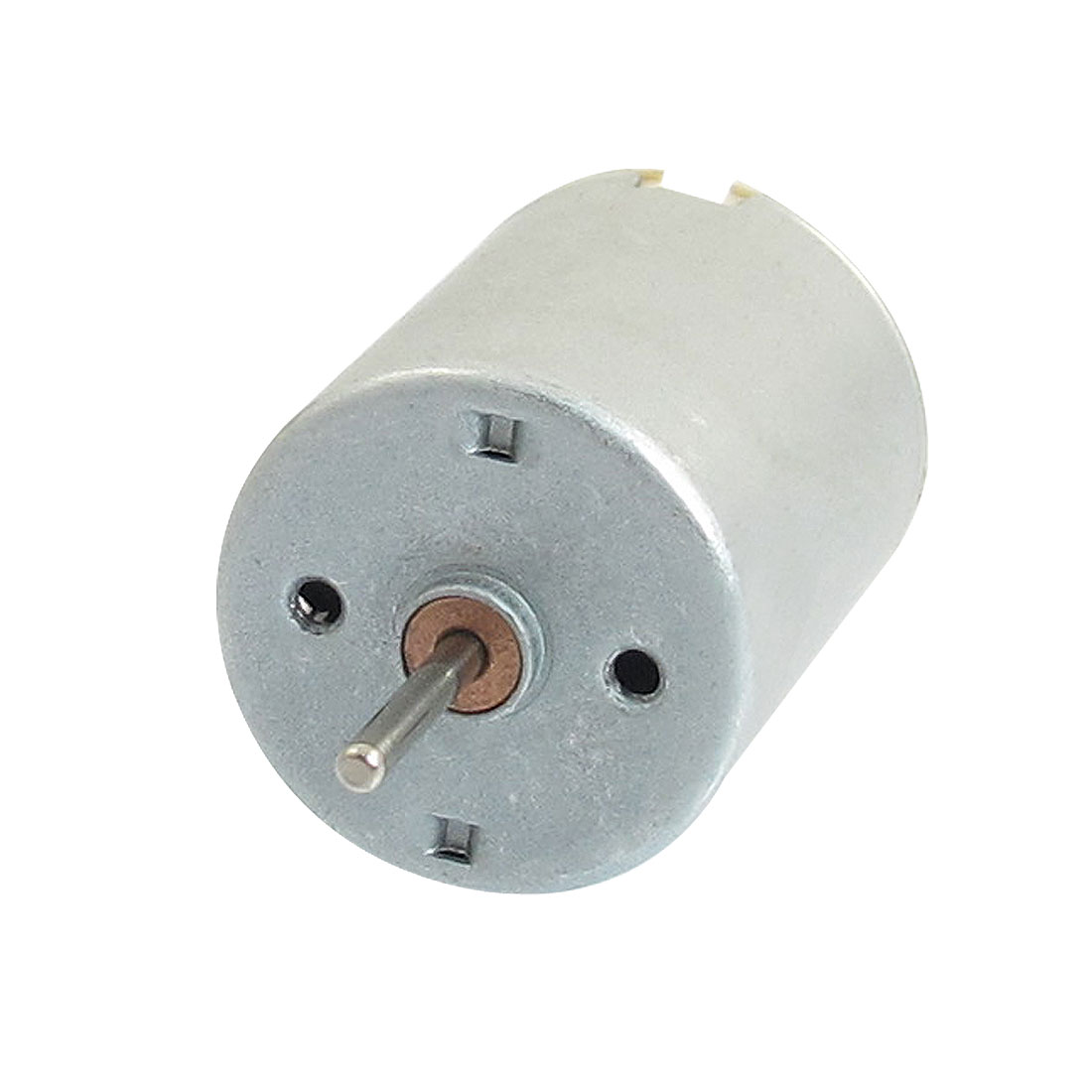 Uxcell(R) 5000 RPM 6V High Torque Cylinder Magnetic Electric Mini DC Motor
