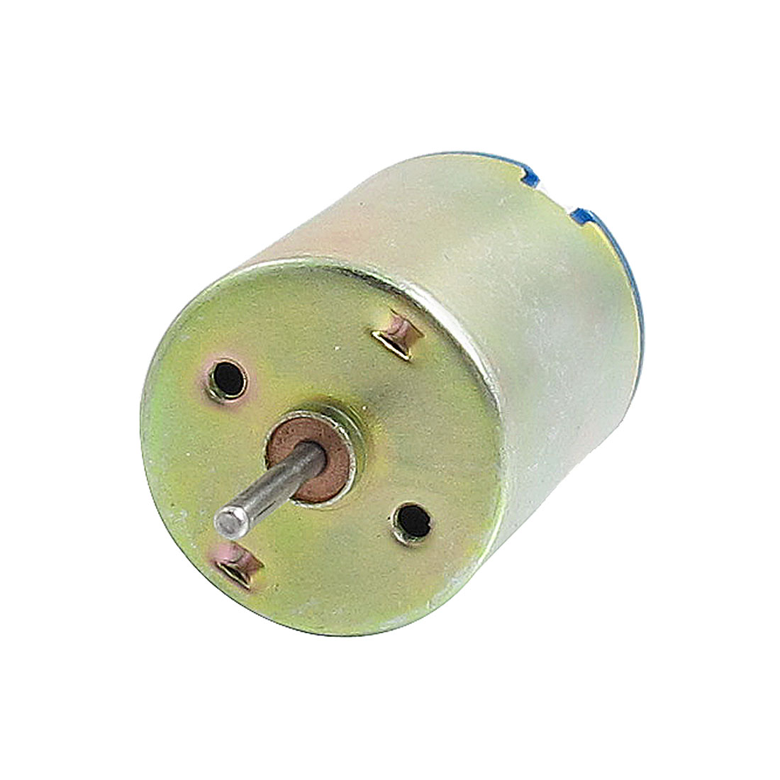 6-12V 5000-10000 RPM 2 Pole Connector Permanent Magnet Micro DC Motor
