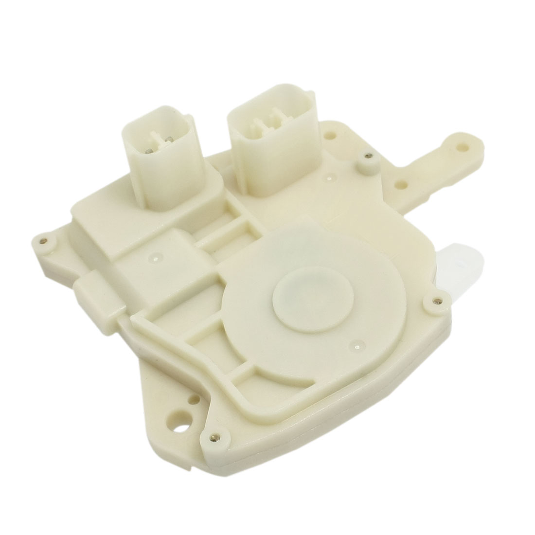 Beige Plastic Left Rear Power Door Lock Actuator Part 72655-S84-A01
