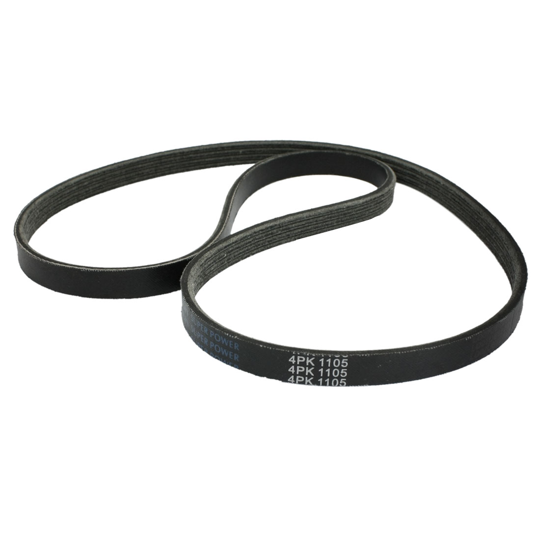 Car Accessory Ribbed Serpentine Belt Assembly 4PK1105
