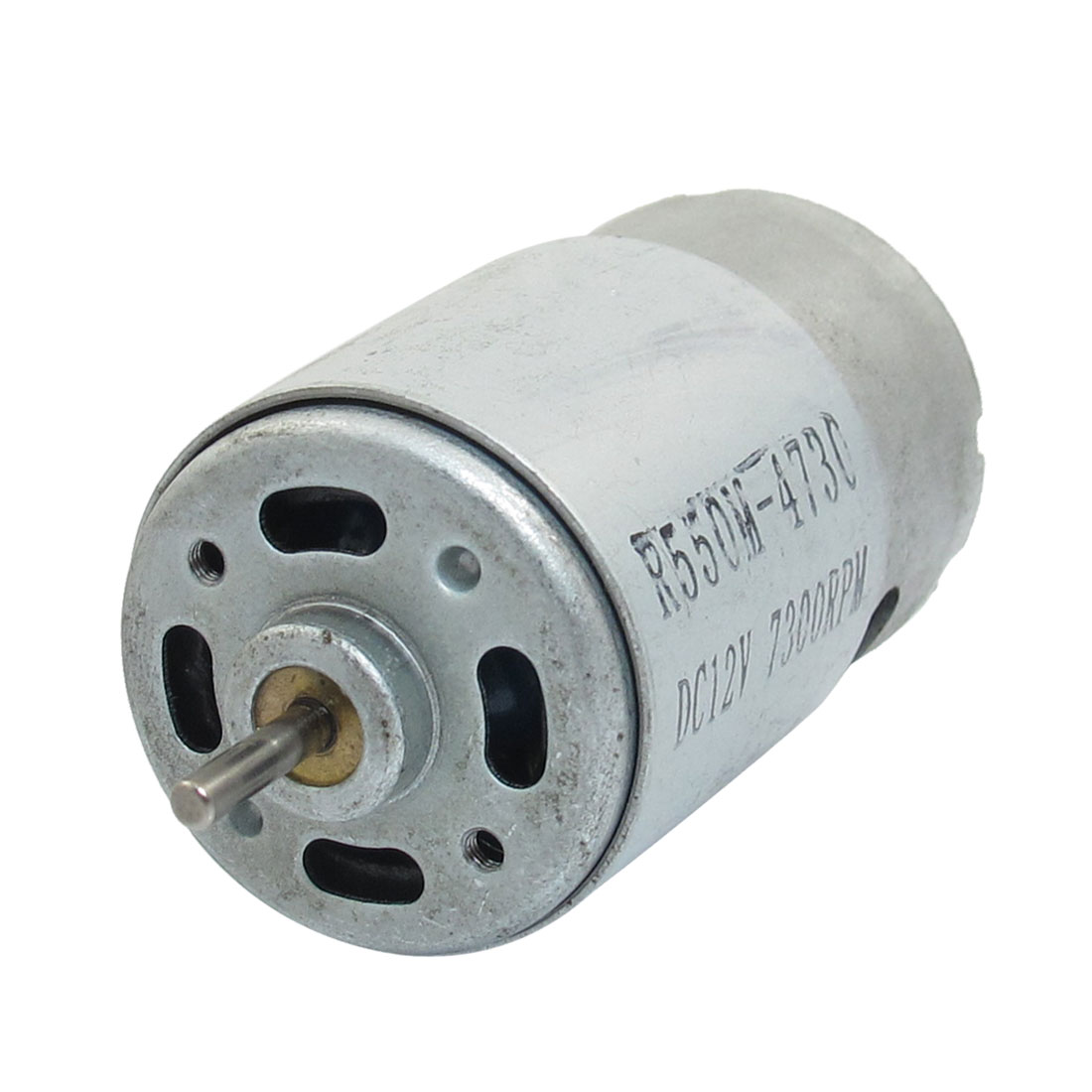 7300 RPM 12V High Torque Magnetic Cylinder Electric DC Motor