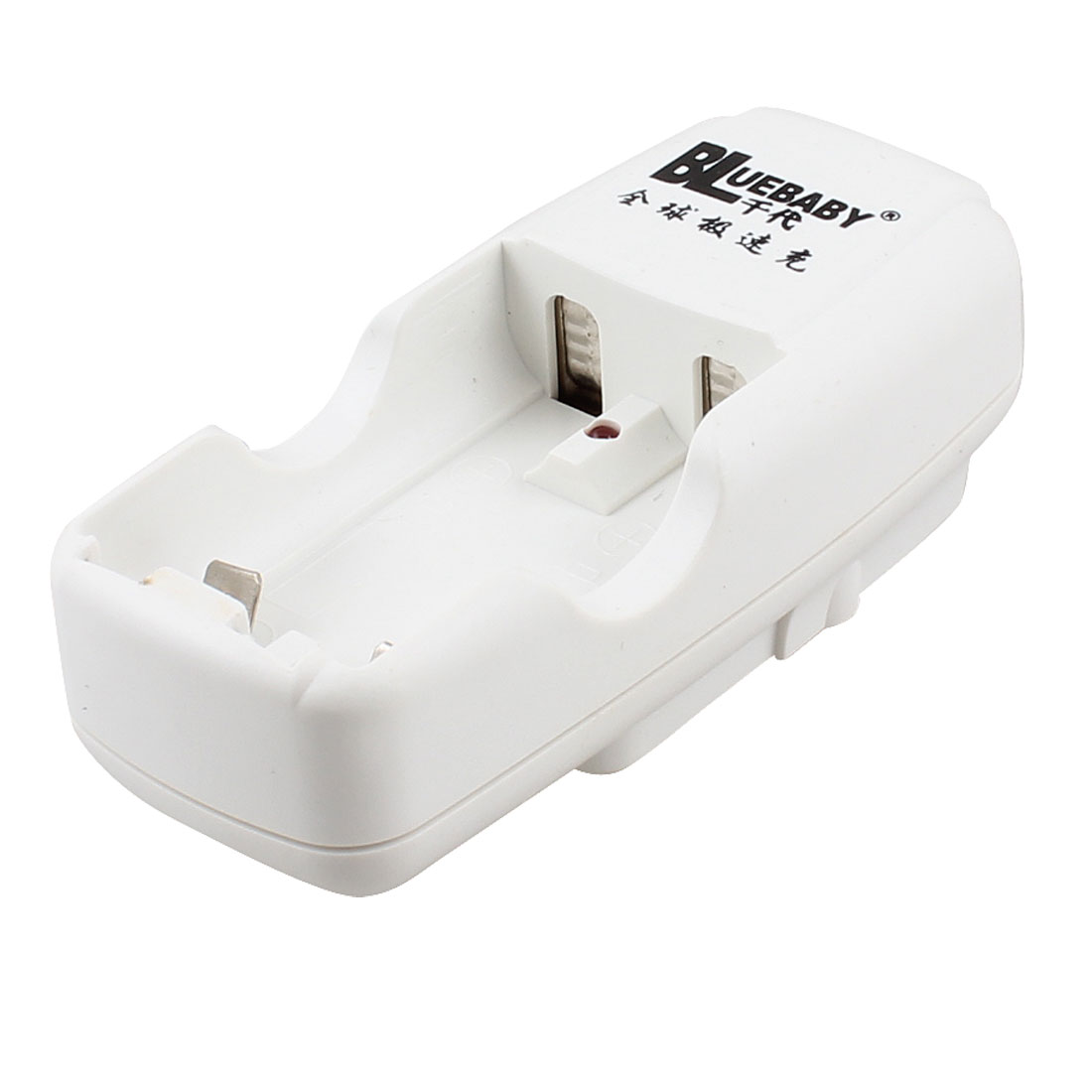 AC 100-230V US 2 Pin Plug Rechargeable Charger for AA AAA Ni-Mh Ni-Cd Batteries