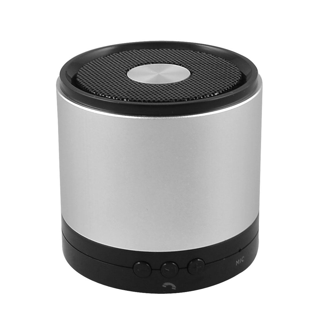 Portable bluetooth Wireless Rechargeable Stereo Speaker w Mic for PC iPhone