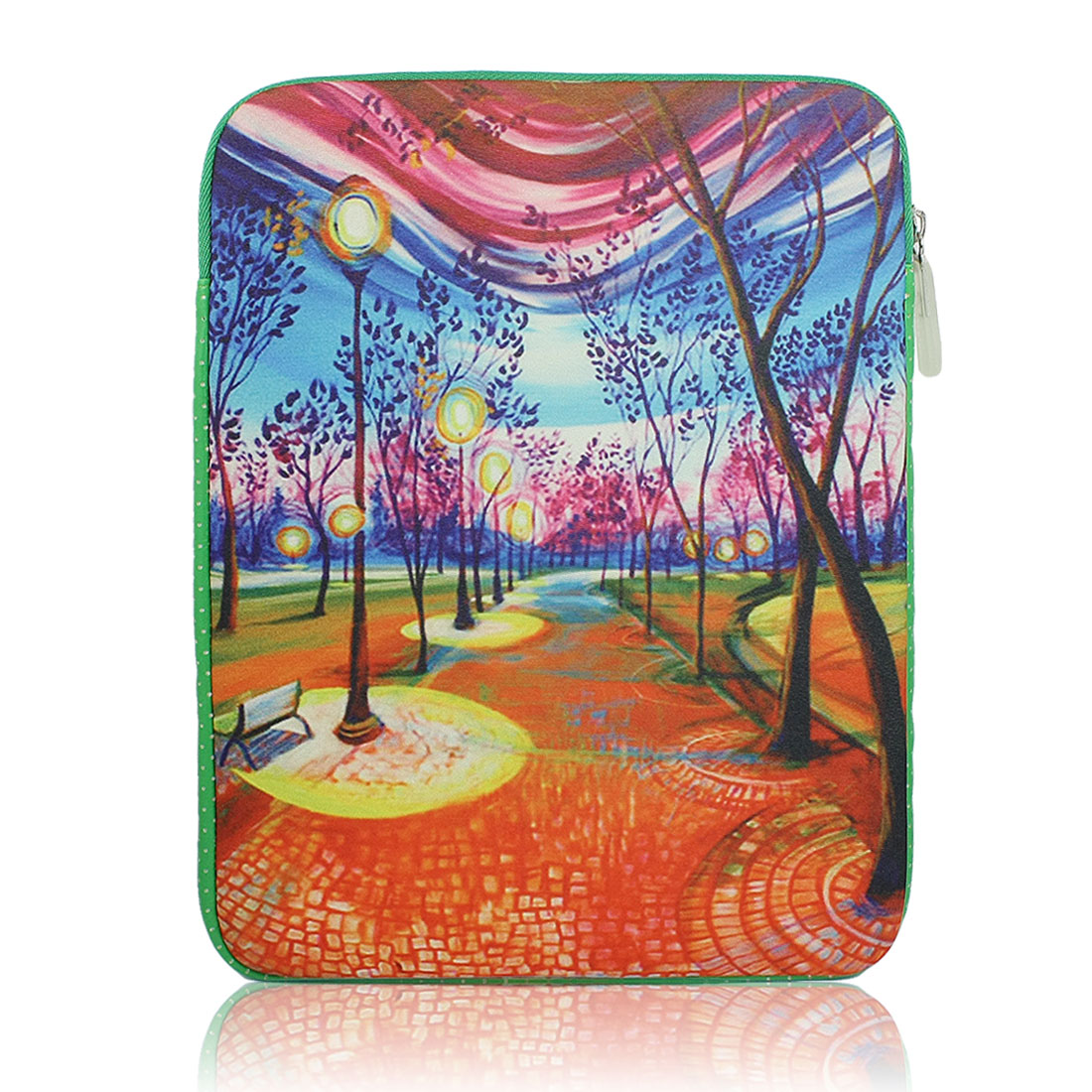 "Tree 10"" 10.1"" 10.2"" Notebook Laptop Sleeve Bag Case"