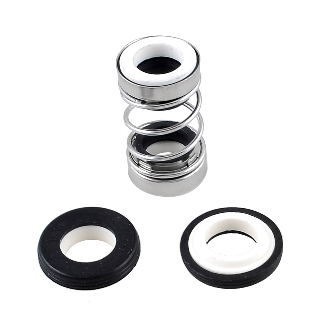 Rubber Bellow Single Spring 12mm Internal Dia Mechanical Shaft Pump Seal