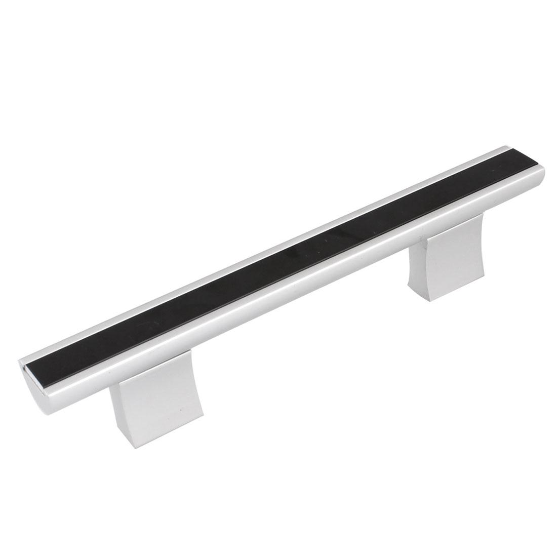 "Hardware Bar Shaped Cabinet Aluminum Pull Handle 5.8"" Long"