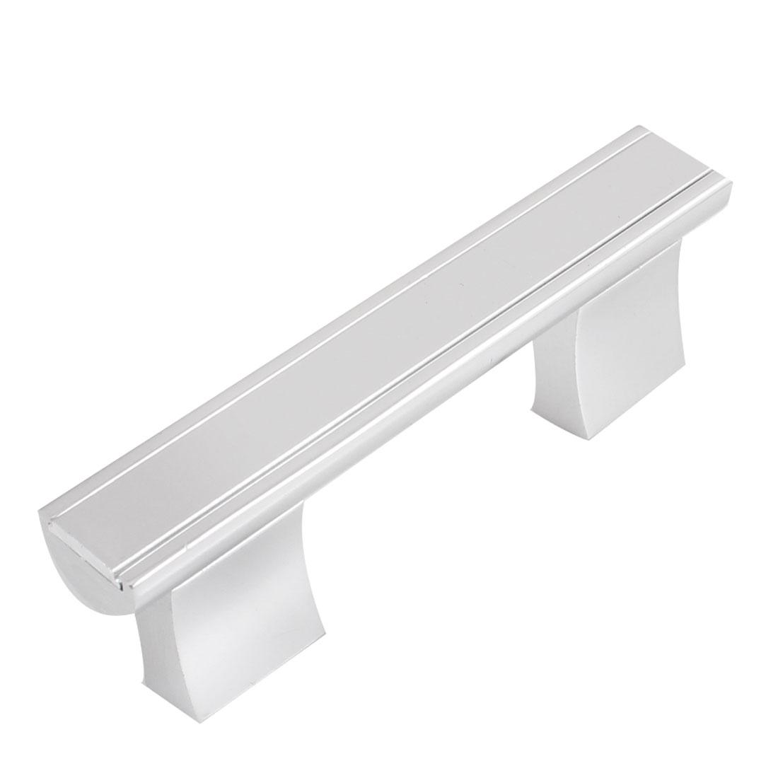 "Dresser Drawer Cabinet Part 3.8"" Length Aluminum Pull Handle"