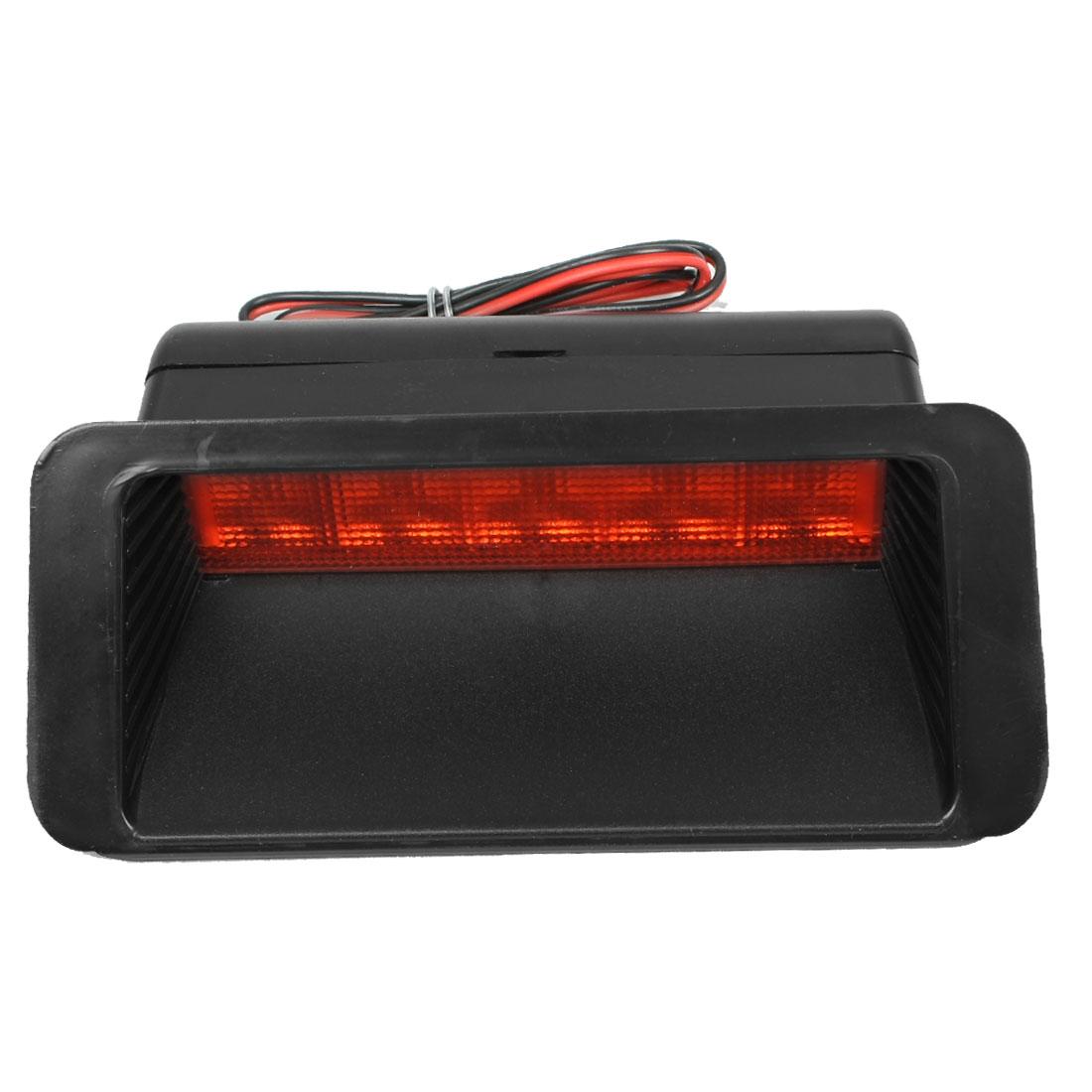 Car Auto Vehicle Trunk Red 5-LED Brake Lamp Light DC 12V